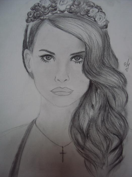 Lana Del Rey by ely1605